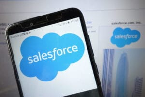 salesforce logo mobile